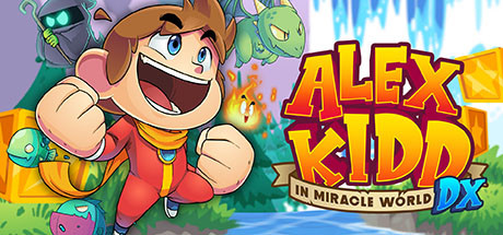 Alex Kidd in Miracle World DX Free Download PC Game