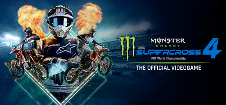 Monster Energy Supercross The Official Videogame 4 Free Download PC Game