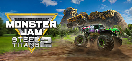 Monster Jam Steel Titans 2 Free Download PC Game