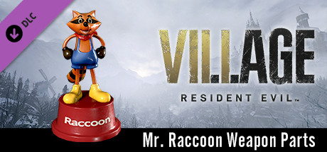 Resident Evil Village Mr Raccoon Weapon Charm Free Download PC Game