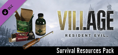 Resident Evil Village Survival Resources Pack Free Download PC Game