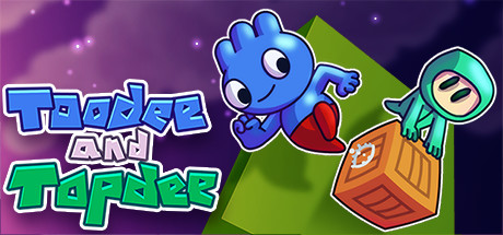 Toodee and Topdee Free Download PC Game