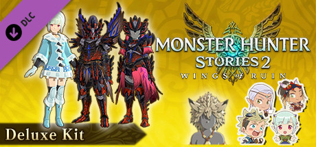 Monster Hunter Stories 2 Wings of Ruin Deluxe Kit Free Download PC Game