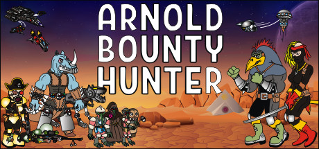 Arnold Bounty Hunter Free Download PC Game