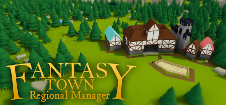Fantasy Town Regional Manager Free Download PC Game