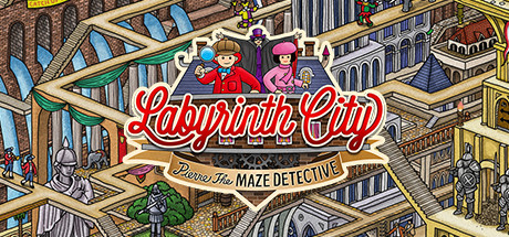 Labyrinth City Pierre the Maze Detective Free Download PC Game