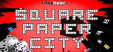 Playhear Square Paper City Free Download PC Game