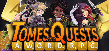 Tomes and Quests a Word RPG Free Download PC Game